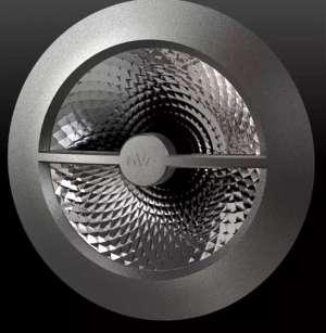 雷士照明飞碟灯系列斩获德国红点产品设计奖曲靖